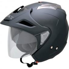 Casca moto open face AFX FX-50 negru mat