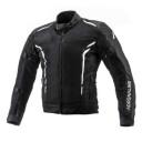 Geaca moto Adrenaline Meshtec 2.0 negru