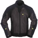 Geaca moto Modeka Breeze black/dark gray