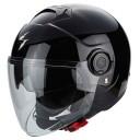 Casca moto open face Scorpion Exo-City negru