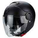 Casca moto open face Scorpion Exo-City negru mat